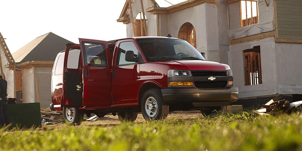 Chevrolet Express Cargo Van in Ontario