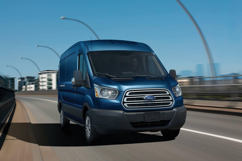 Ford Transit Cargo Van in Ontario