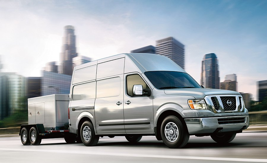 Nissan NV Cargo Van in Ontario