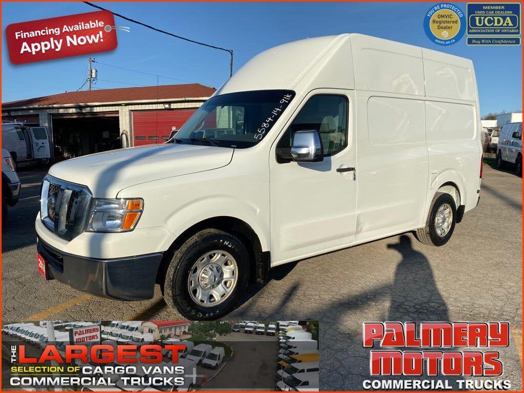 Nissan NV Cargo Van for sale in Ontario